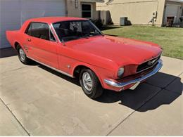 1966 Ford Mustang (CC-1218579) for sale in Cadillac, Michigan