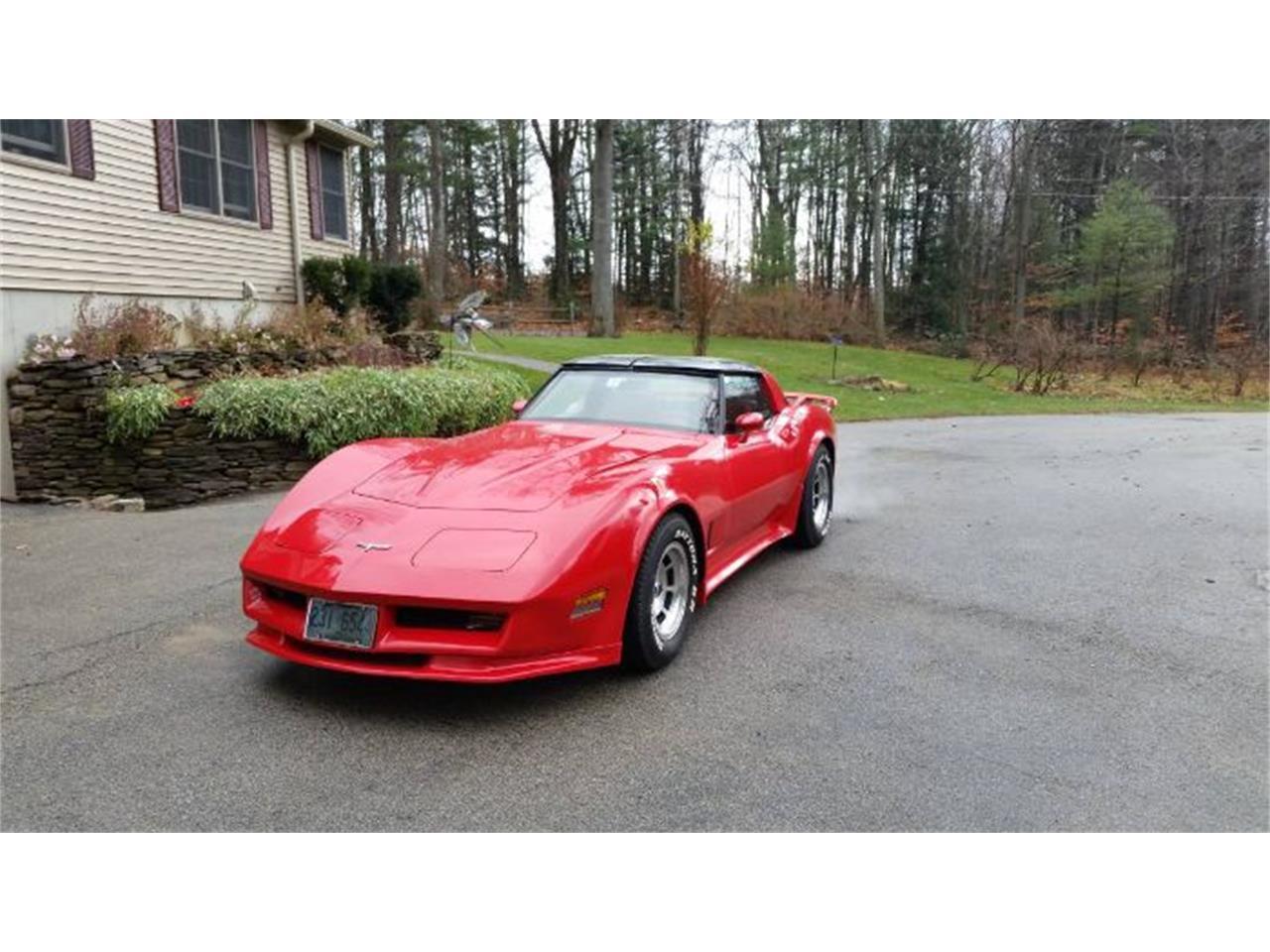 1980 Chevrolet Corvette (CC-1218583) for sale in Cadillac, Michigan