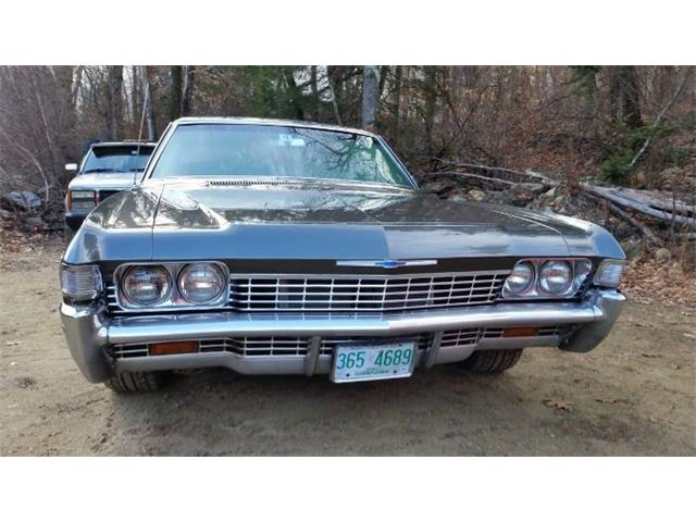 1968 Chevrolet Bel Air (CC-1218584) for sale in Cadillac, Michigan