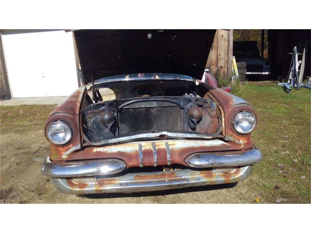 1955 Pontiac Star Chief (CC-1218585) for sale in Cadillac, Michigan