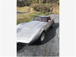 1979 Chevrolet Corvette (CC-1218590) for sale in Cadillac, Michigan