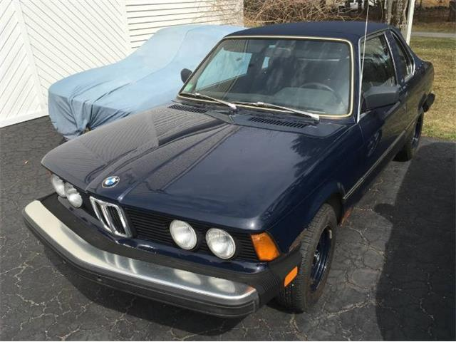 1983 BMW 325i (CC-1218596) for sale in Cadillac, Michigan