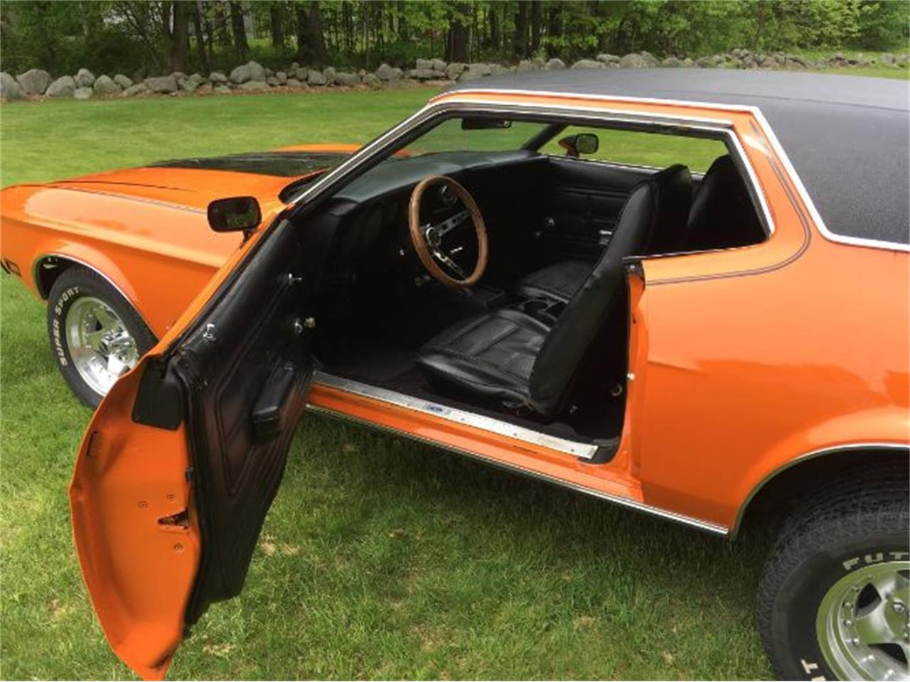 1972 Ford Mustang (CC-1218597) for sale in Cadillac, Michigan