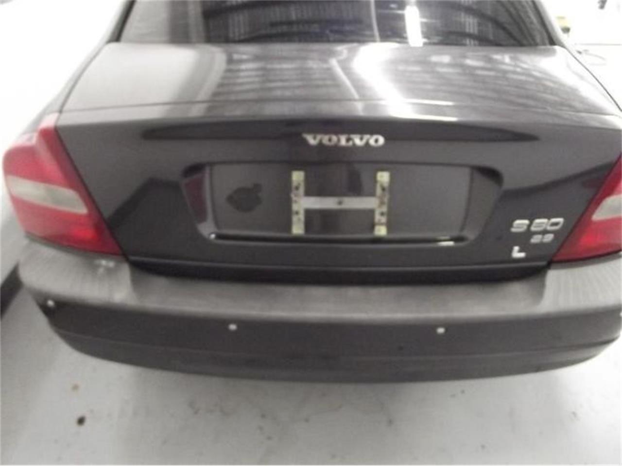 2001 Volvo S80 (CC-1218608) for sale in Cadillac, Michigan