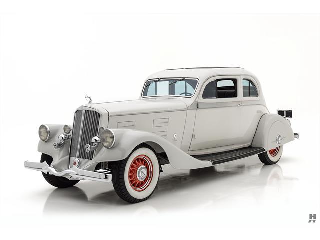 1934 Pierce-Arrow 840A