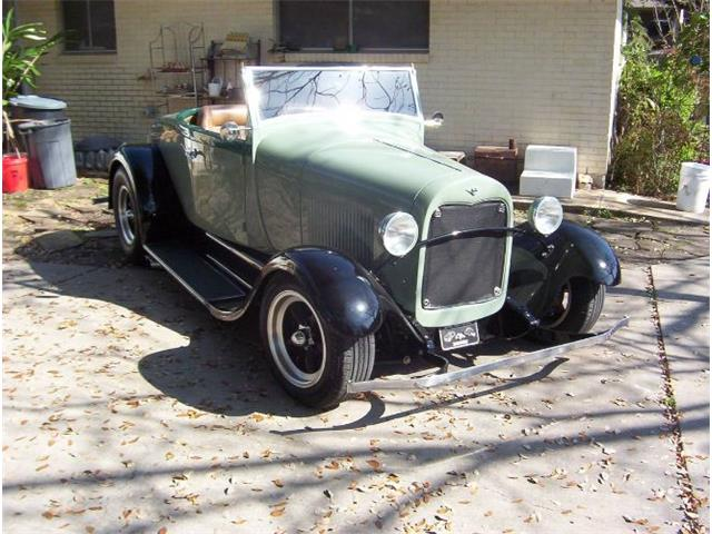 1929 Ford Roadster (CC-1218612) for sale in Cadillac, Michigan