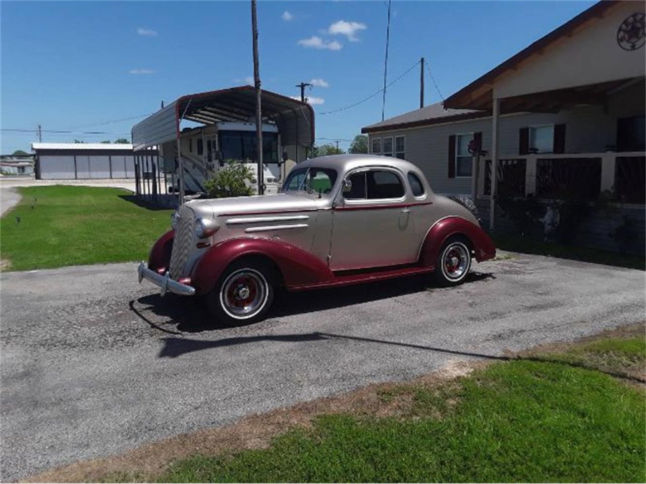 1936 Chevrolet Coupe (CC-1218616) for sale in Cadillac, Michigan