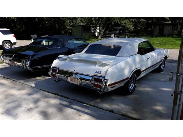 1971 Oldsmobile Cutlass (CC-1218617) for sale in Cadillac, Michigan