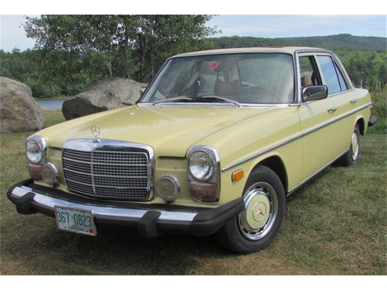 1975 Mercedes-Benz 280 (CC-1218620) for sale in Cadillac, Michigan