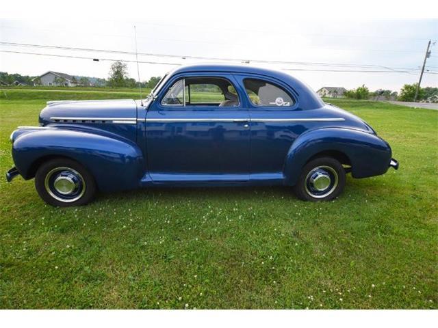1941 Chevrolet Master (CC-1218622) for sale in Cadillac, Michigan