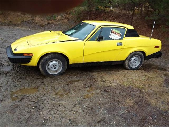 1977 Triumph TR7 (CC-1218623) for sale in Cadillac, Michigan