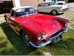 1962 Chevrolet Corvette (CC-1218626) for sale in Cadillac, Michigan
