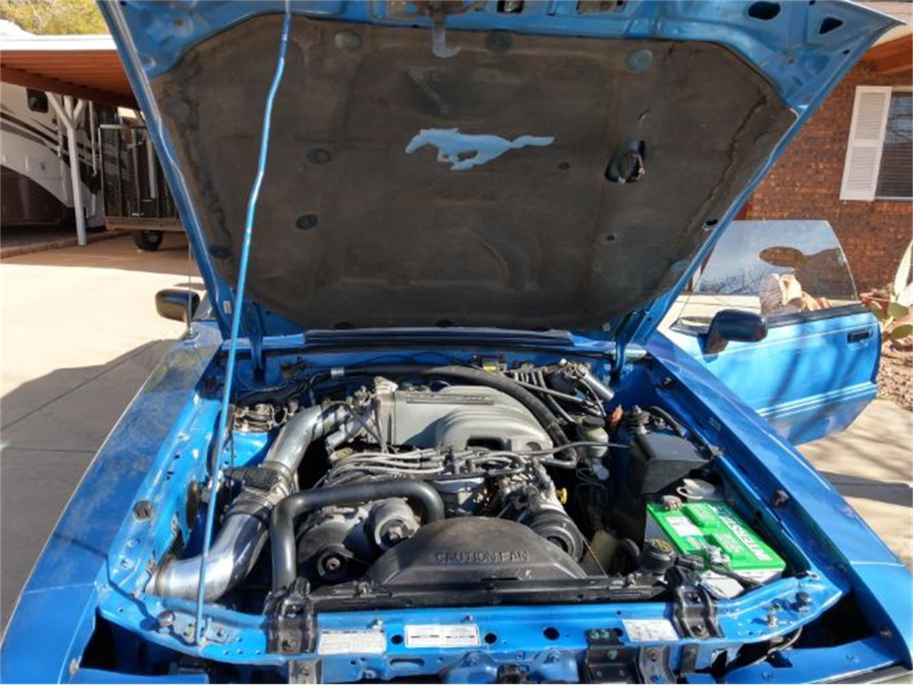 1992 Ford Mustang (CC-1218631) for sale in Cadillac, Michigan