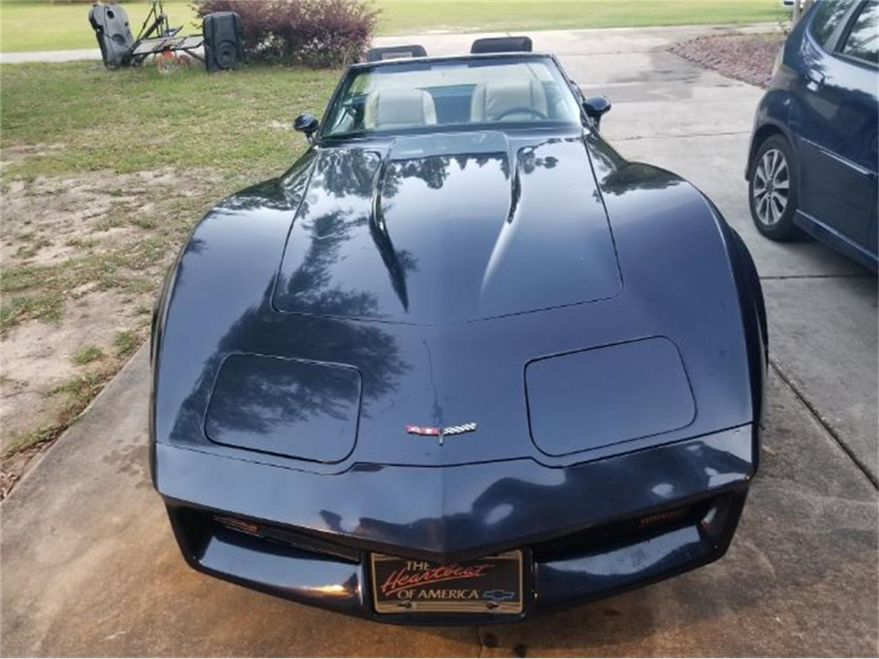 1980 Chevrolet Corvette (CC-1218633) for sale in Cadillac, Michigan
