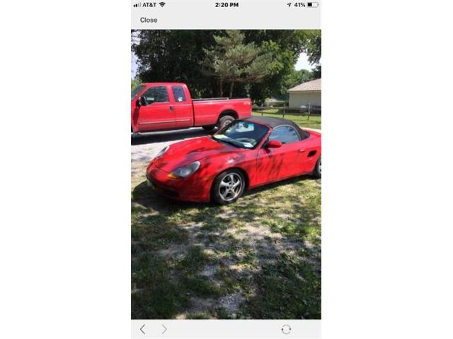 1999 Porsche Boxster (CC-1218635) for sale in Cadillac, Michigan
