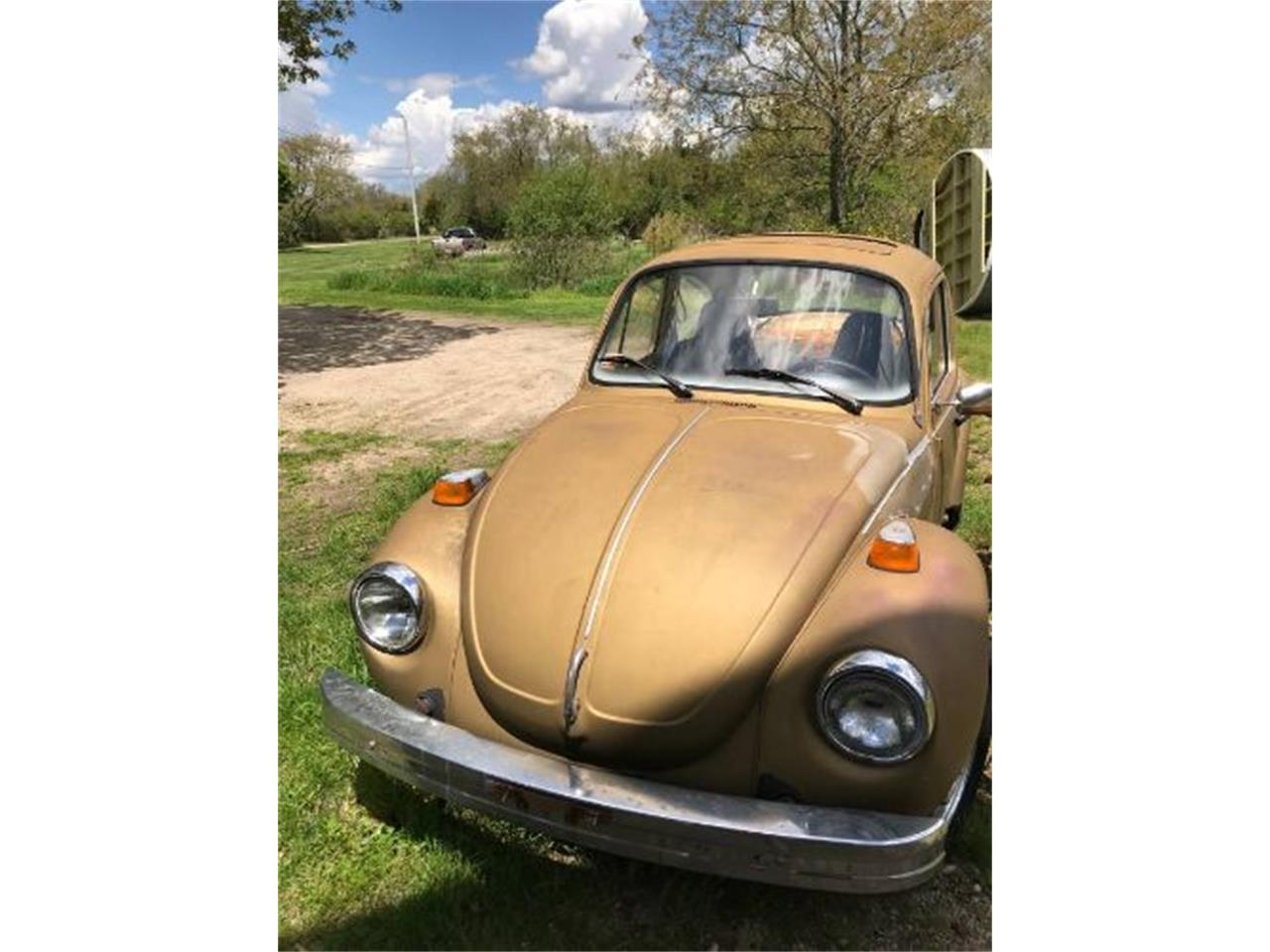1974 Volkswagen Super Beetle (CC-1218636) for sale in Cadillac, Michigan