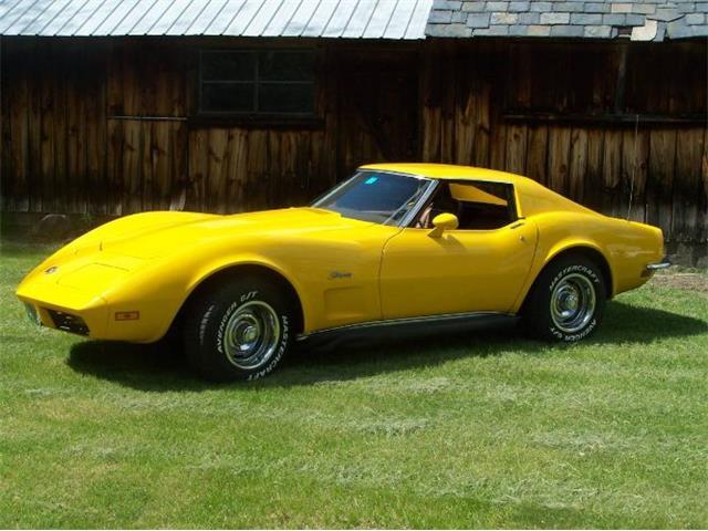 1973 Chevrolet Corvette (CC-1218644) for sale in Cadillac, Michigan