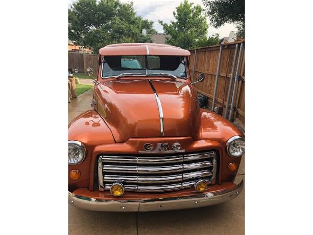 1949 GMC 150 Series (CC-1218648) for sale in Cadillac, Michigan