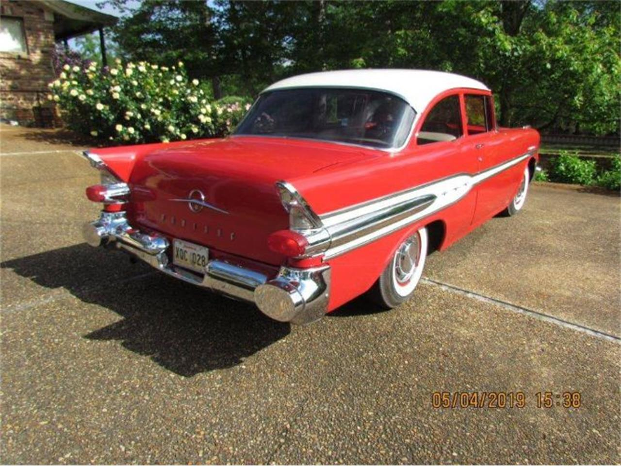1957 Pontiac Chieftain (CC-1218660) for sale in Cadillac, Michigan