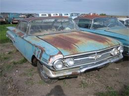 1960 Chevrolet Impala (CC-1218665) for sale in Cadillac, Michigan