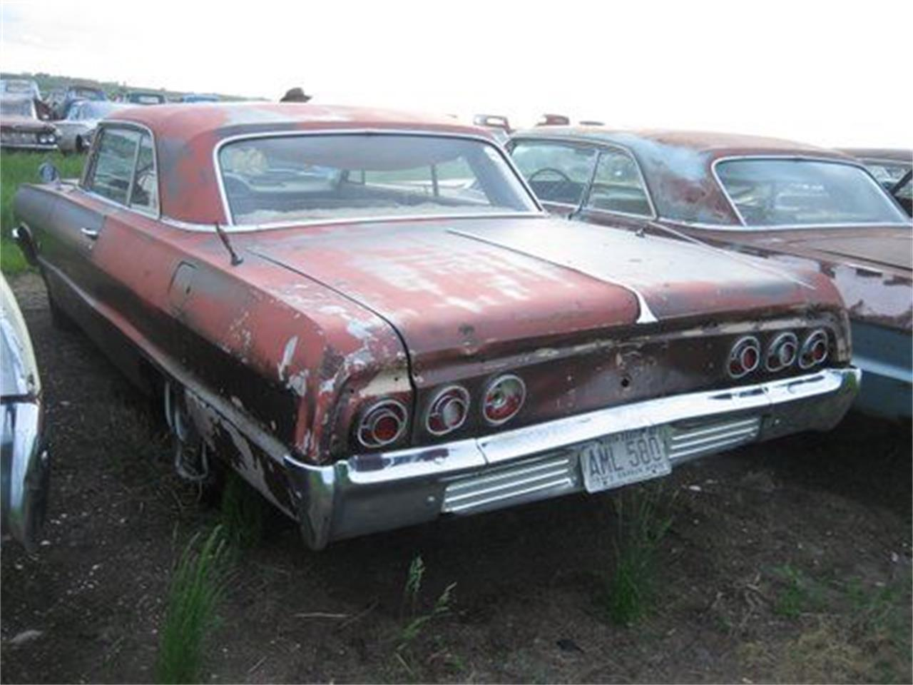 1964 Chevrolet Impala (CC-1218667) for sale in Cadillac, Michigan