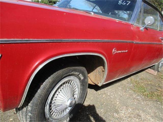 1966 Chevrolet Impala (CC-1218668) for sale in Cadillac, Michigan