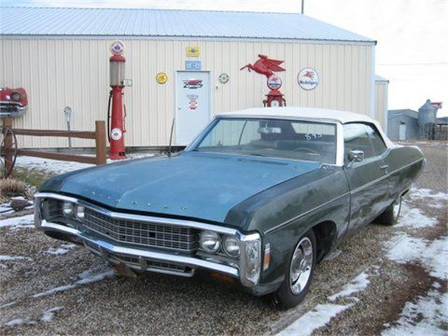 1969 Chevrolet Impala (CC-1218674) for sale in Cadillac, Michigan