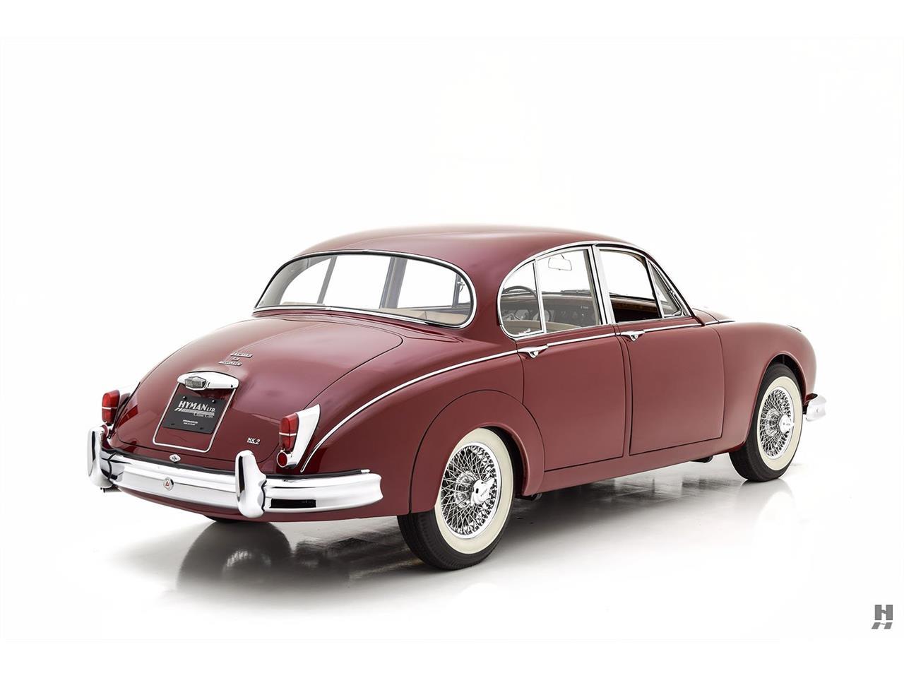 1962 Jaguar Mark II (CC-1210868) for sale in Saint Louis, Missouri