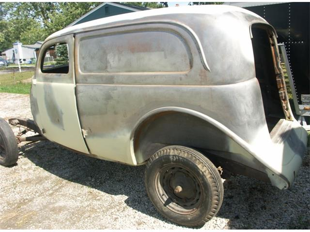 1937 Ford Sedan Delivery (CC-1218681) for sale in Pleasantville, New Jersey