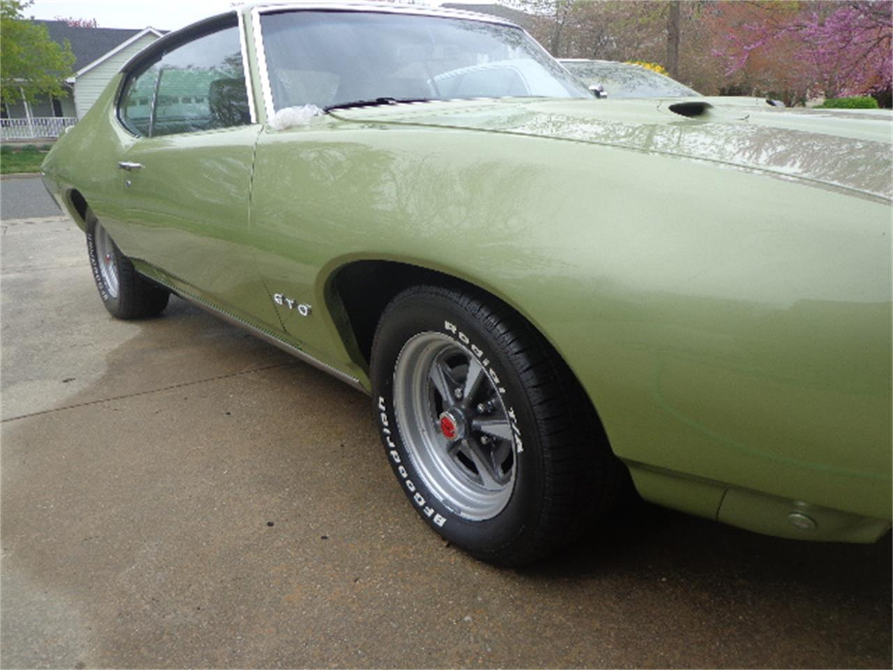 1969 Pontiac GTO (CC-1210870) for sale in Easton, Maryland