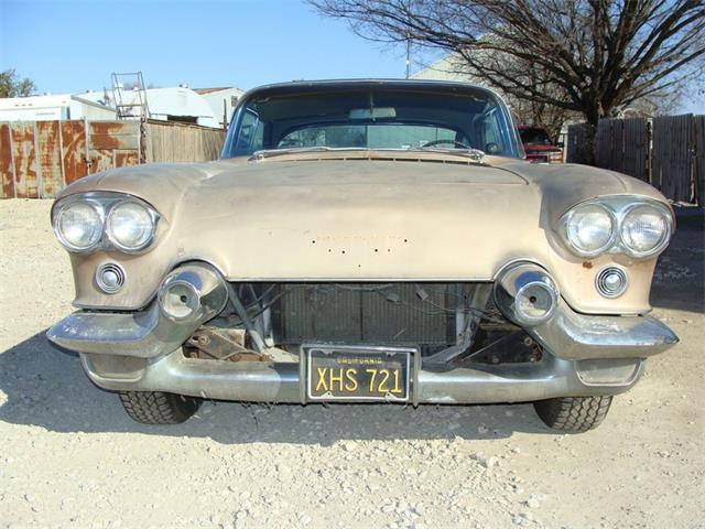 1958 Cadillac Eldorado Brougham (CC-1218717) for sale in DALLAS, Texas