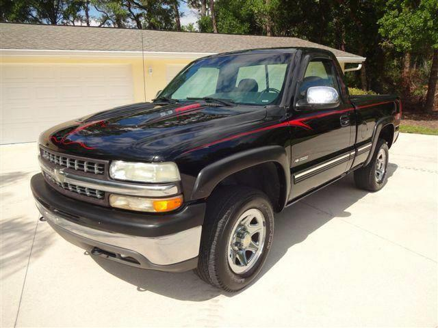 2000 Chevrolet Silverado (CC-1210872) for sale in Sarasota, Florida