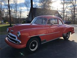 1951 Chevrolet Business Coupe (CC-1218730) for sale in Crossville, Tennessee