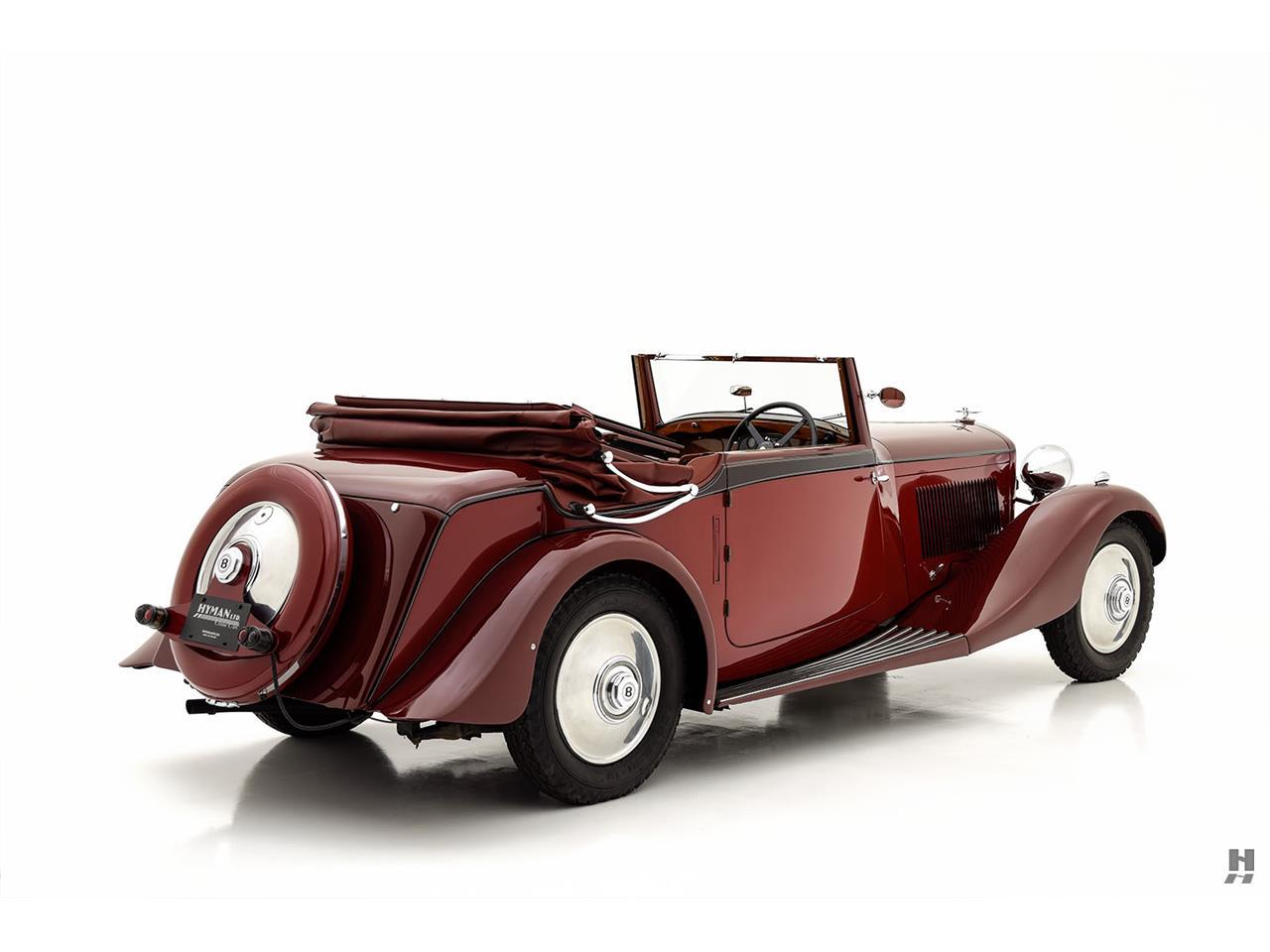 1934 Bentley 3-1/2 Litre (CC-1210875) for sale in Saint Louis, Missouri