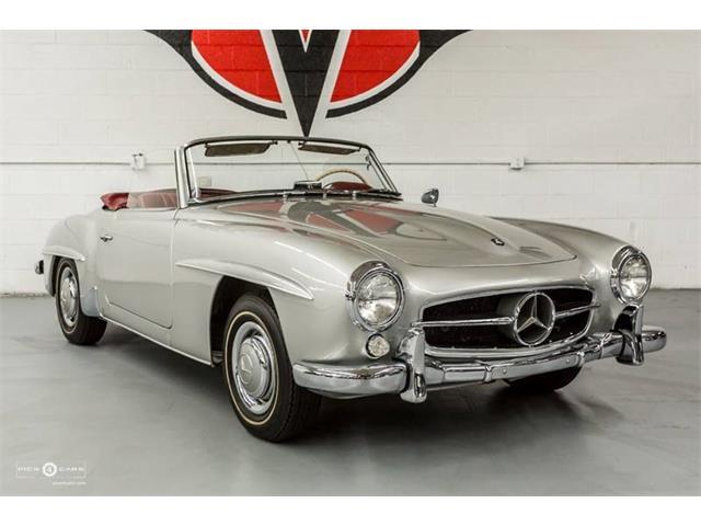 1956 Mercedes-Benz 190 (CC-1218786) for sale in San Diego, California