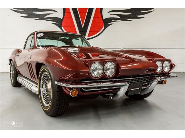1966 Chevrolet Corvette (CC-1218787) for sale in San Diego, California