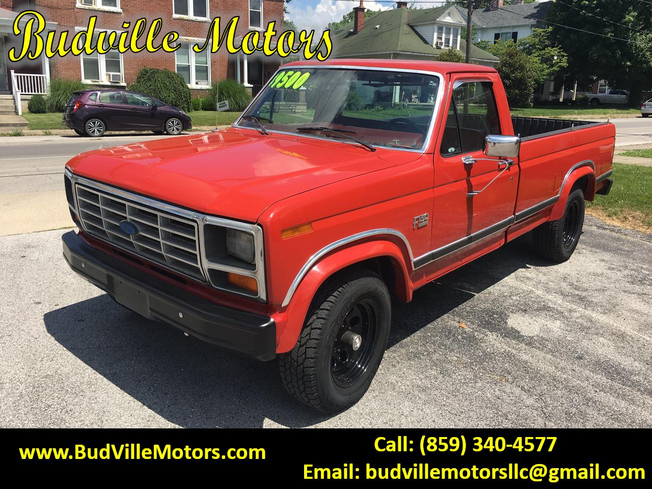 1986 Ford F150 (CC-1218803) for sale in Paris, Kentucky