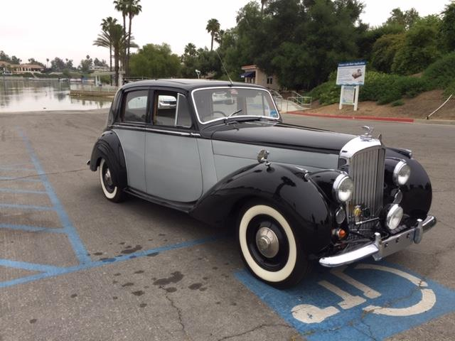 1950 Bentley Mark VI (CC-1218813) for sale in Canyon Lake, California