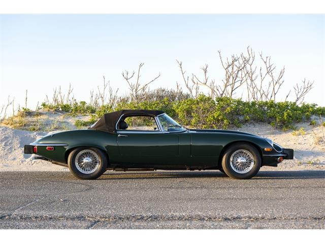 1974 Jaguar E-Type (CC-1218826) for sale in Stratford , Connecticut