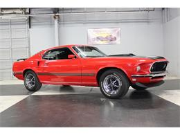 1969 Ford Mustang Mach 1 (CC-1218837) for sale in Lillington, North Carolina