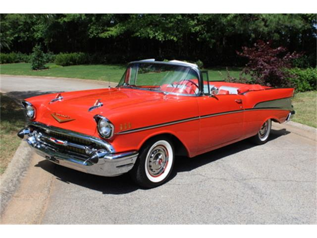 1957 Chevrolet Bel Air (CC-1218844) for sale in Roswell, Georgia