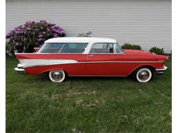 1957 Chevrolet Nomad (CC-1218893) for sale in Mill Hall, Pennsylvania