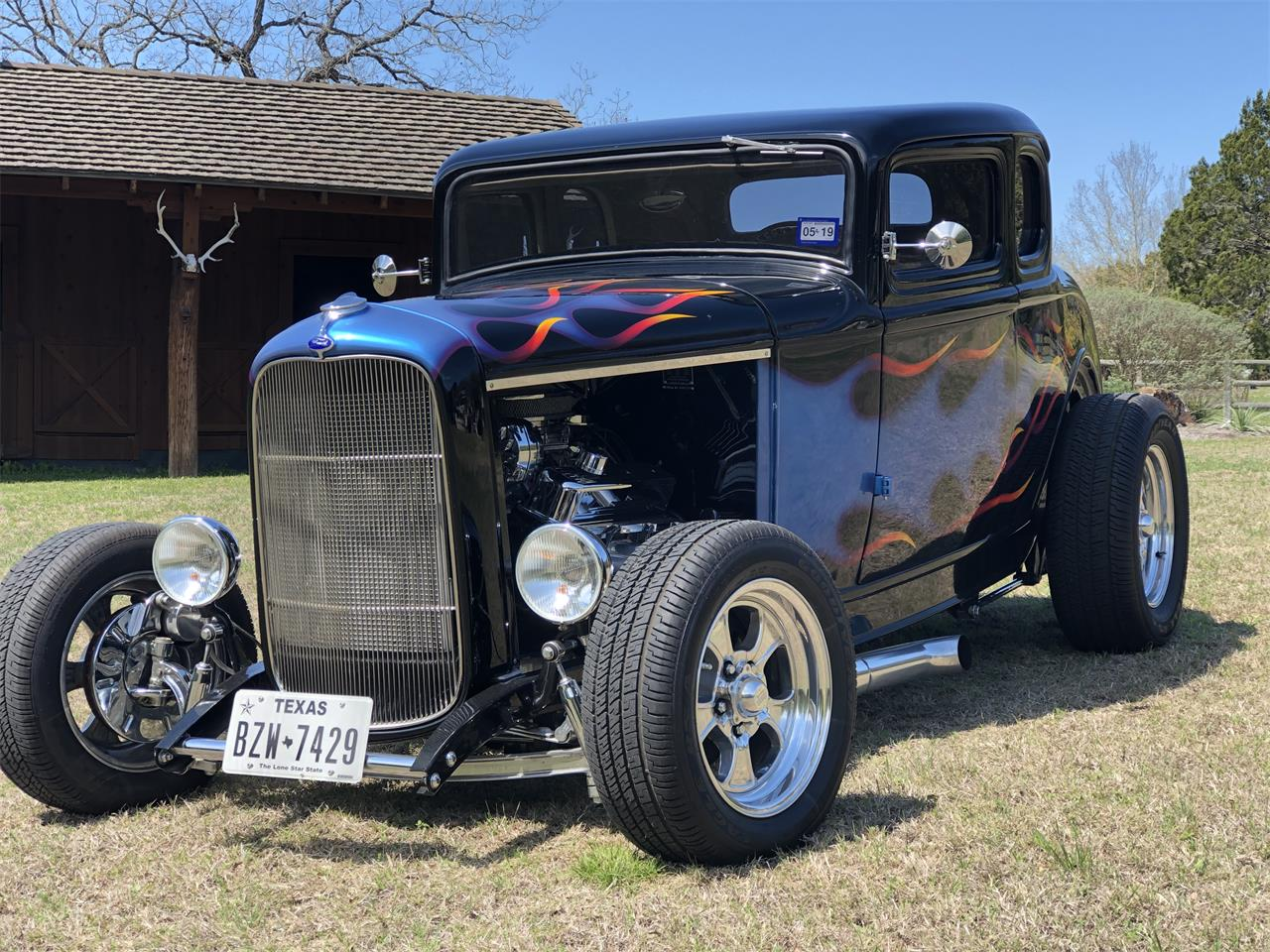 1932 Ford 5-Window Coupe (CC-1218896) for sale in Austin, Texas