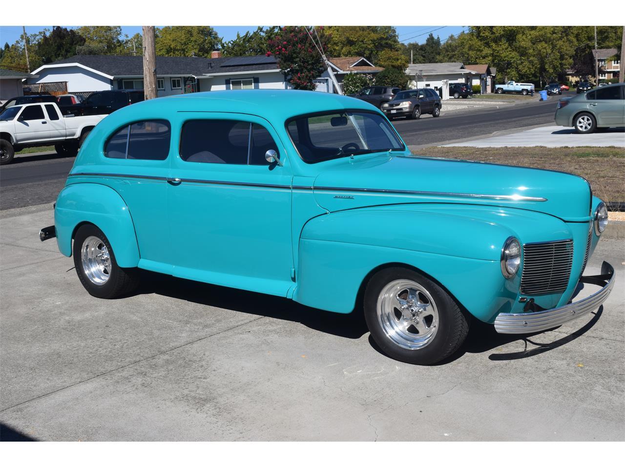 1941 Mercury 2-Dr Sedan (CC-1218958) for sale in Rohnert Park, California
