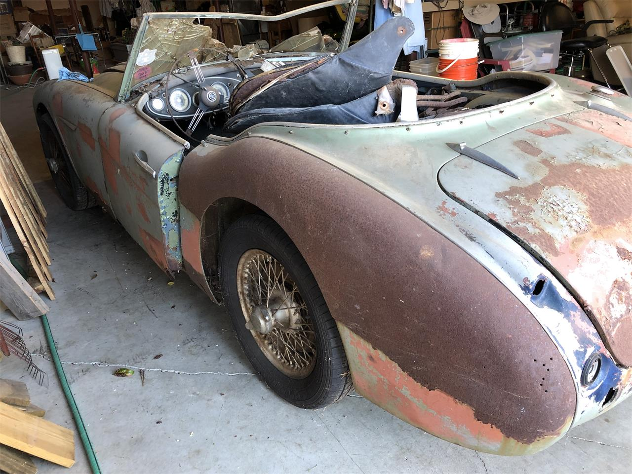 1961 Austin-Healey 3000 (CC-1218969) for sale in Birmingham, Alabama