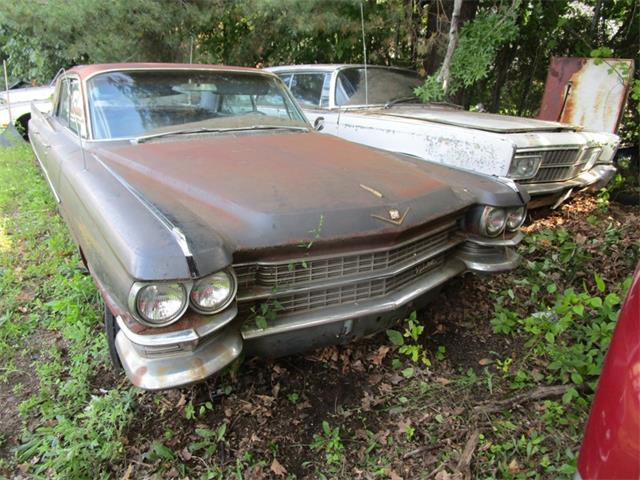 1963 Cadillac Sedan DeVille (CC-1218970) for sale in Middletown, Connecticut