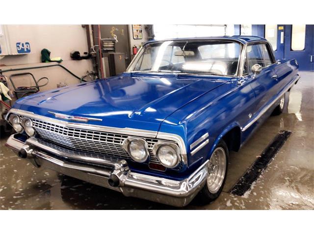 1963 Chevrolet Impala (CC-1218977) for sale in Boise, Idaho