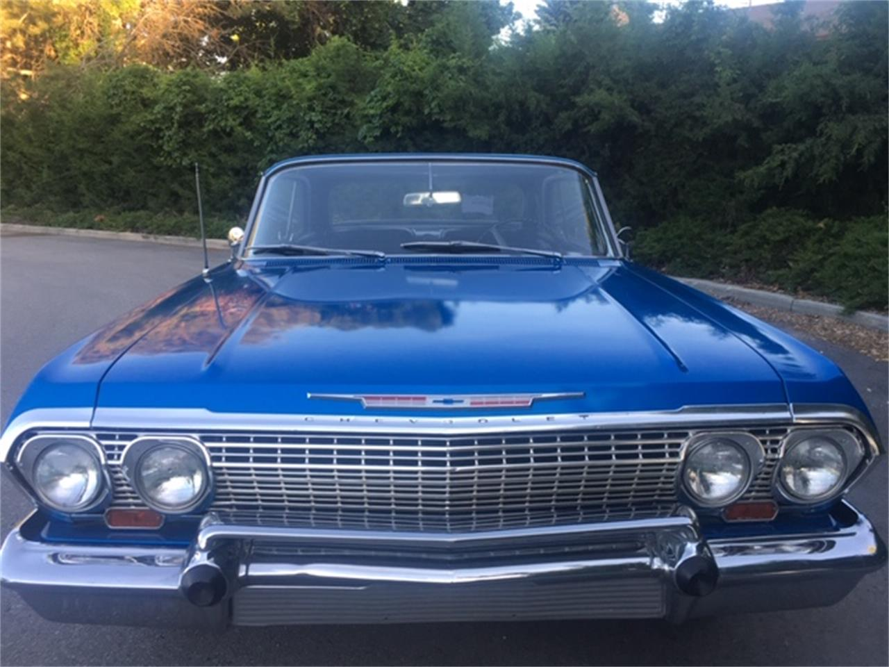 1963 Chevrolet Impala (CC-1218977) for sale in Boise, Idaho