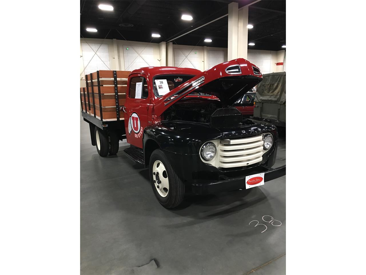 1950 Ford 1 Ton Flatbed (CC-1218988) for sale in Sandy, Utah