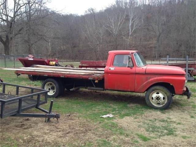 1963 Ford Flatbed Truck (CC-1219015) for sale in Cadillac, Michigan